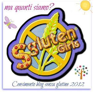 Censimento 2012 blog senza glutine italiani