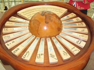 Astana Capitale des Illuminatis et occultes? 17
