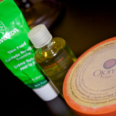 ojon hair mask weleda hand cream aveda pure-formance composition review all natural treatments