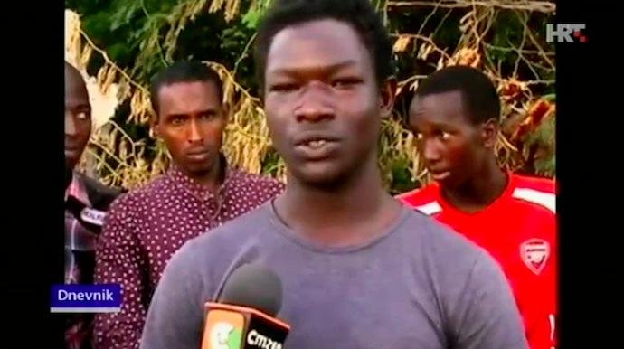 Kenija, teroristički napad