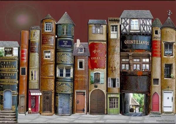 Únete a mi ciudad de los libros