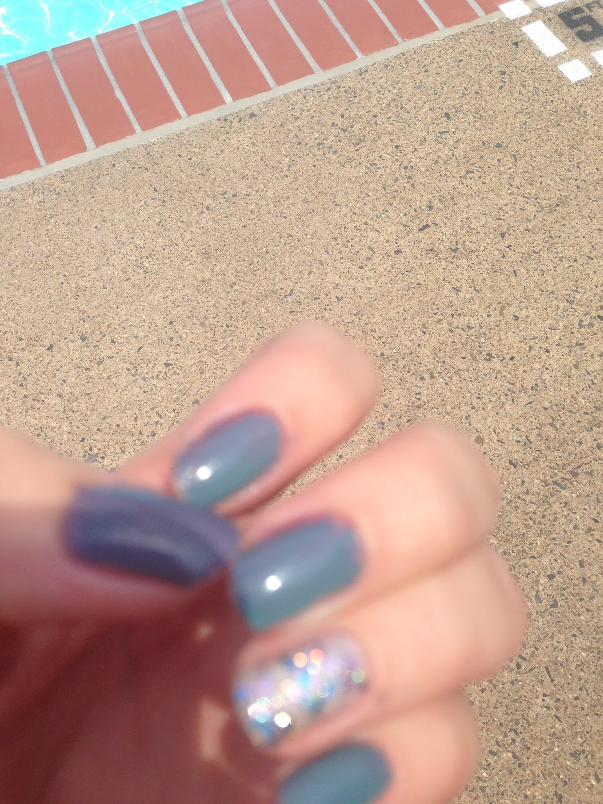 funky fingers, color changing polish, funky fingers partly cloudy, solar collection, funky fingers solar collection