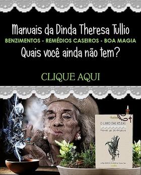 LIVROS DE THERESA TULLIO