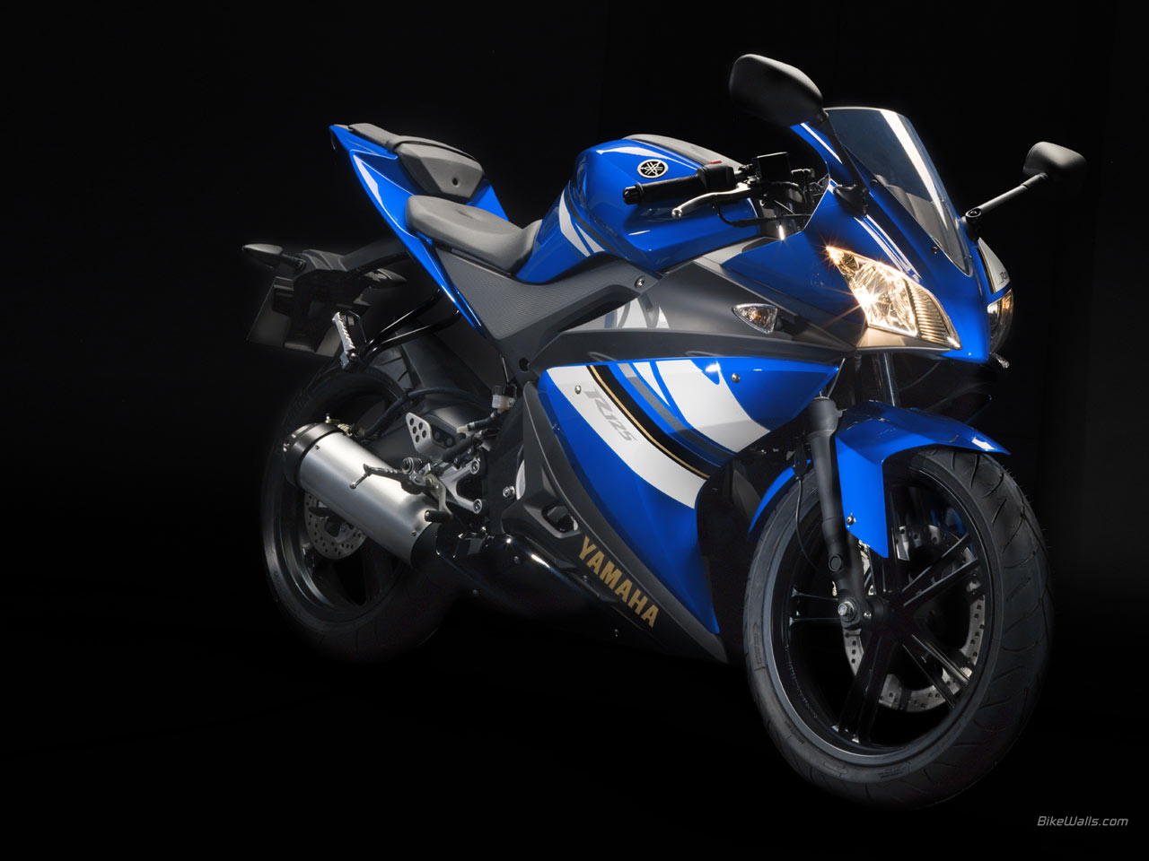 Fast Havey Bikes  yamaha r125 wallpapers
