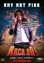 Que Haidar Bergelar Penyanyi Selepas Filem Rock Oo