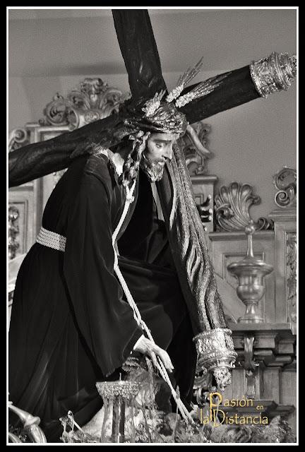 Tres Caídas de Triana Semana Santa de Sevilla 2013