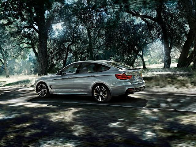 The new BMW 3 Series Gran Turismo – M Sport Package [ BMW 3 Series Gran Turismo (GT) ]