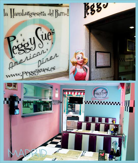 fotografía hamburguesería americana en madrid