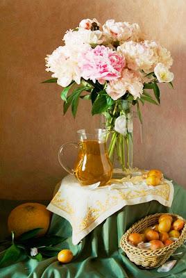 bodegones-con-frutas-y-flores-al-oleo