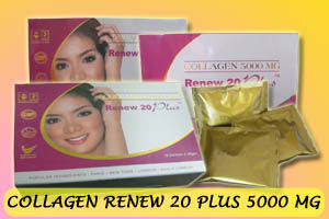 RENEW COLLEGEN 20 PLUS