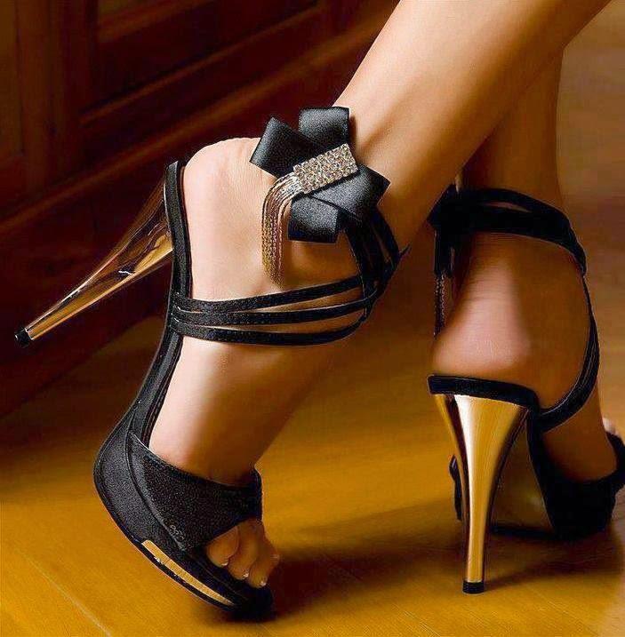 Cut Out Heels Designs #4..
