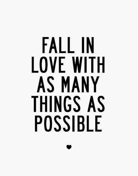 Fall In Love Words For Wallpaper Mobile