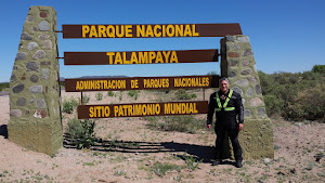 PARQUE TALAMPAYA - LA RIOJA-AR