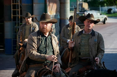 Revolution el Sheriff de Texas