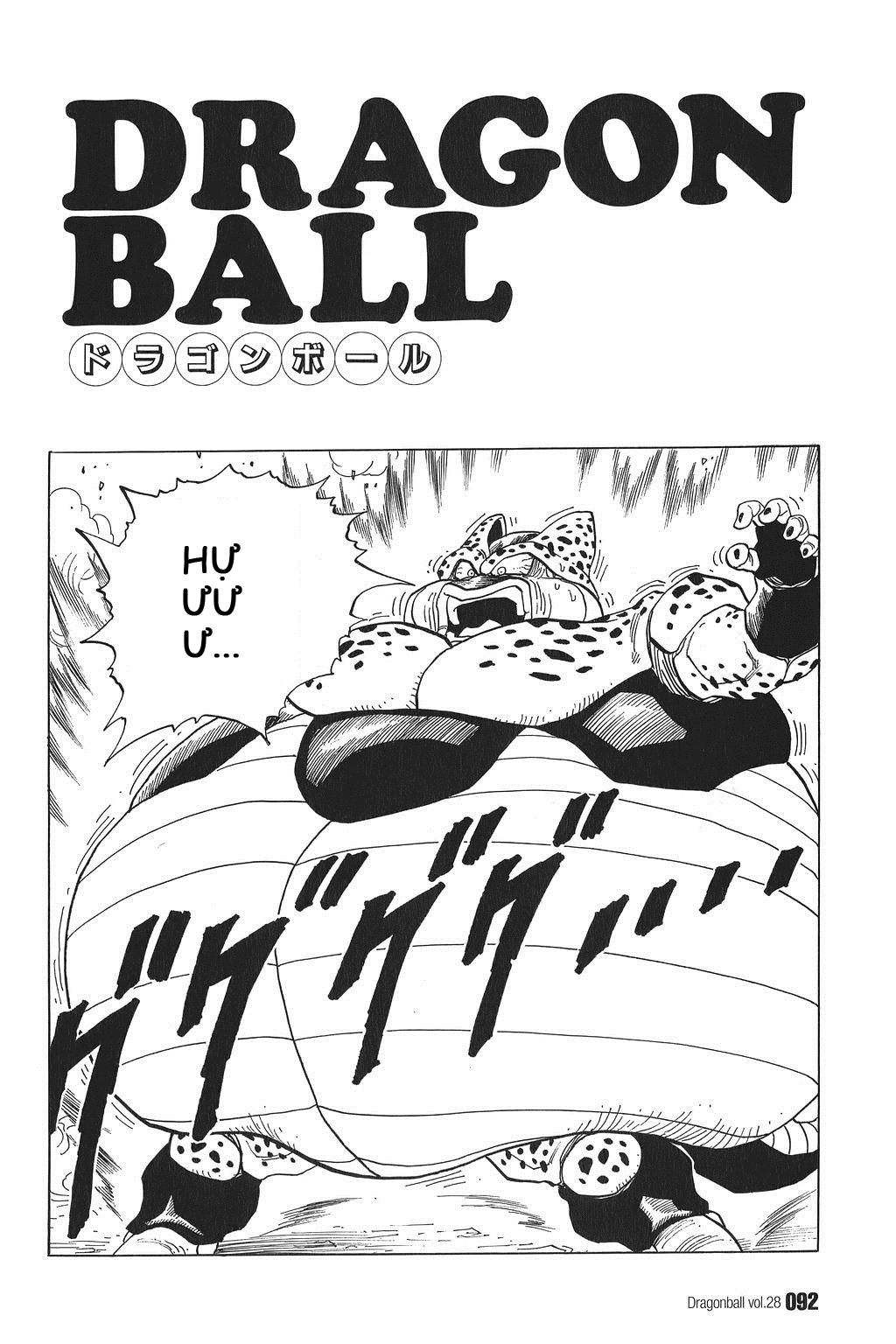 xem truyen moi - Dragon Ball Bản Vip - Bản Đẹp Nguyên Gốc Chap 412