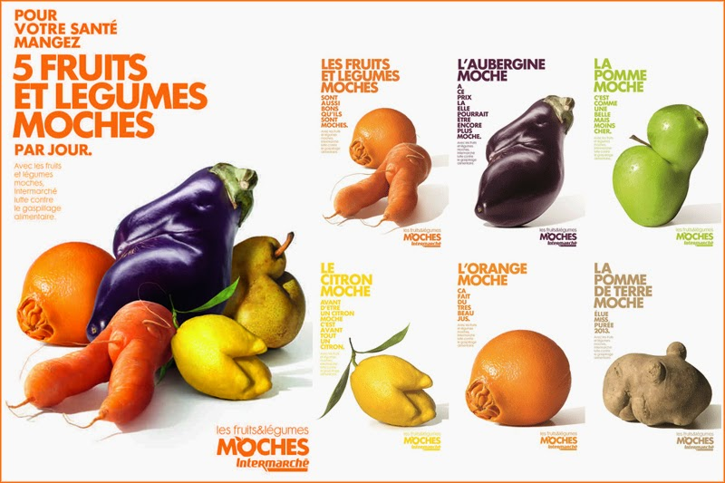 moches intermarche food waste