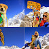 Ο πρώτος σκύλος που σκαρφάλωσε στο Έβερεστ...