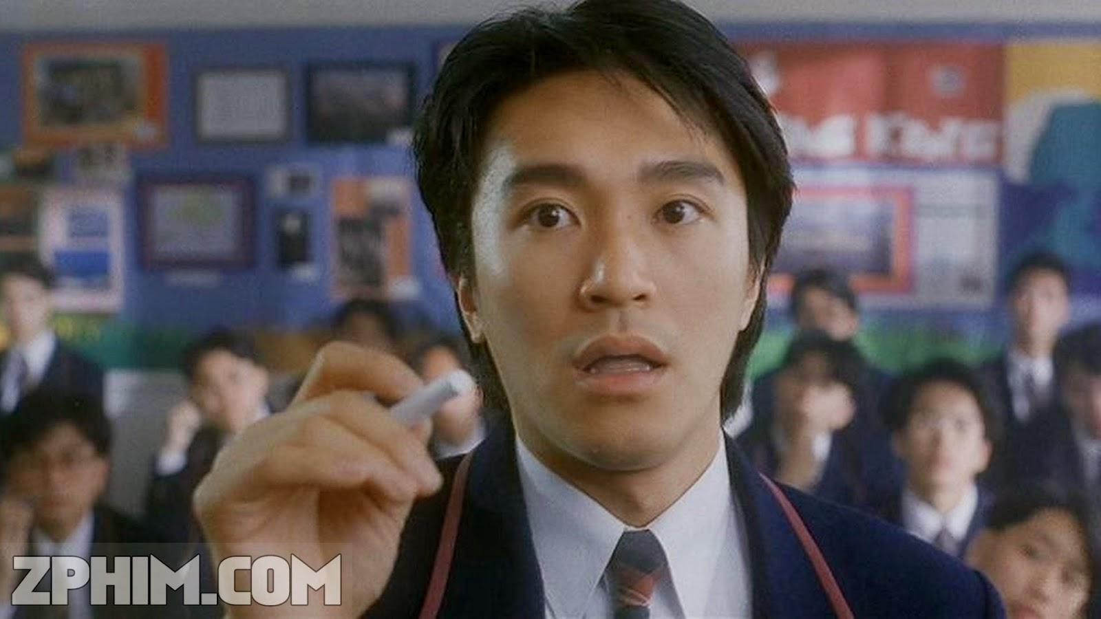 Ảnh trong phim Trường Học Uy Long - Fight Back To School 2