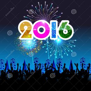 Kami mengucapkan selamat tahun baru