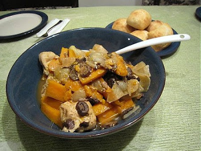 Slow-Cooker Chicken with Sweet Potatoes