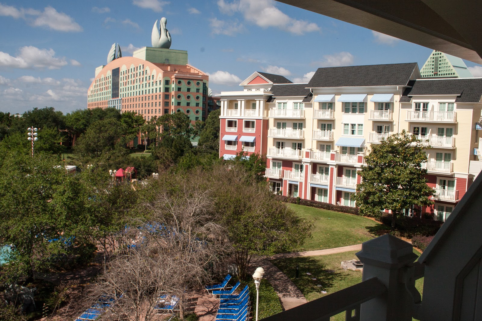 PracticalWDW Boardwalk Villas Room 4050