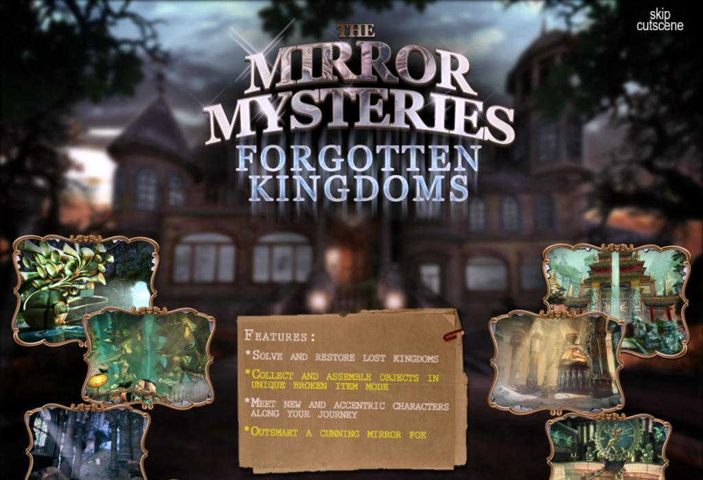 The Mirror Mysteries 2: Forgotten Kingdoms free download