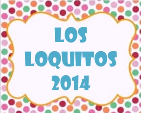 3 TM - VIDEO PARA LOS LOQUITOS - 2014
