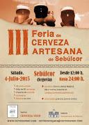 III Feria de la Cerveza Artesana