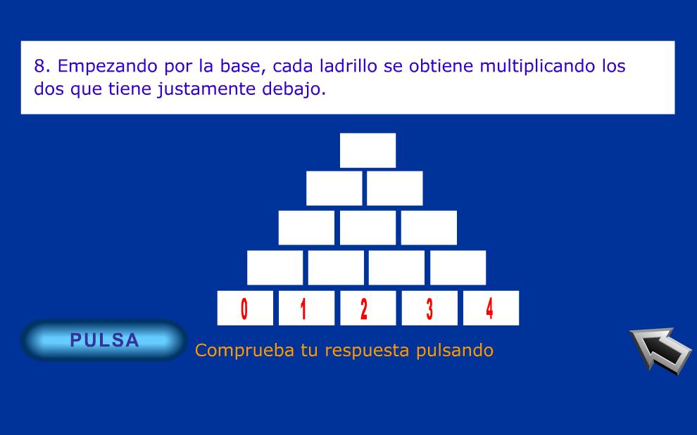 Pirámides matemáticas