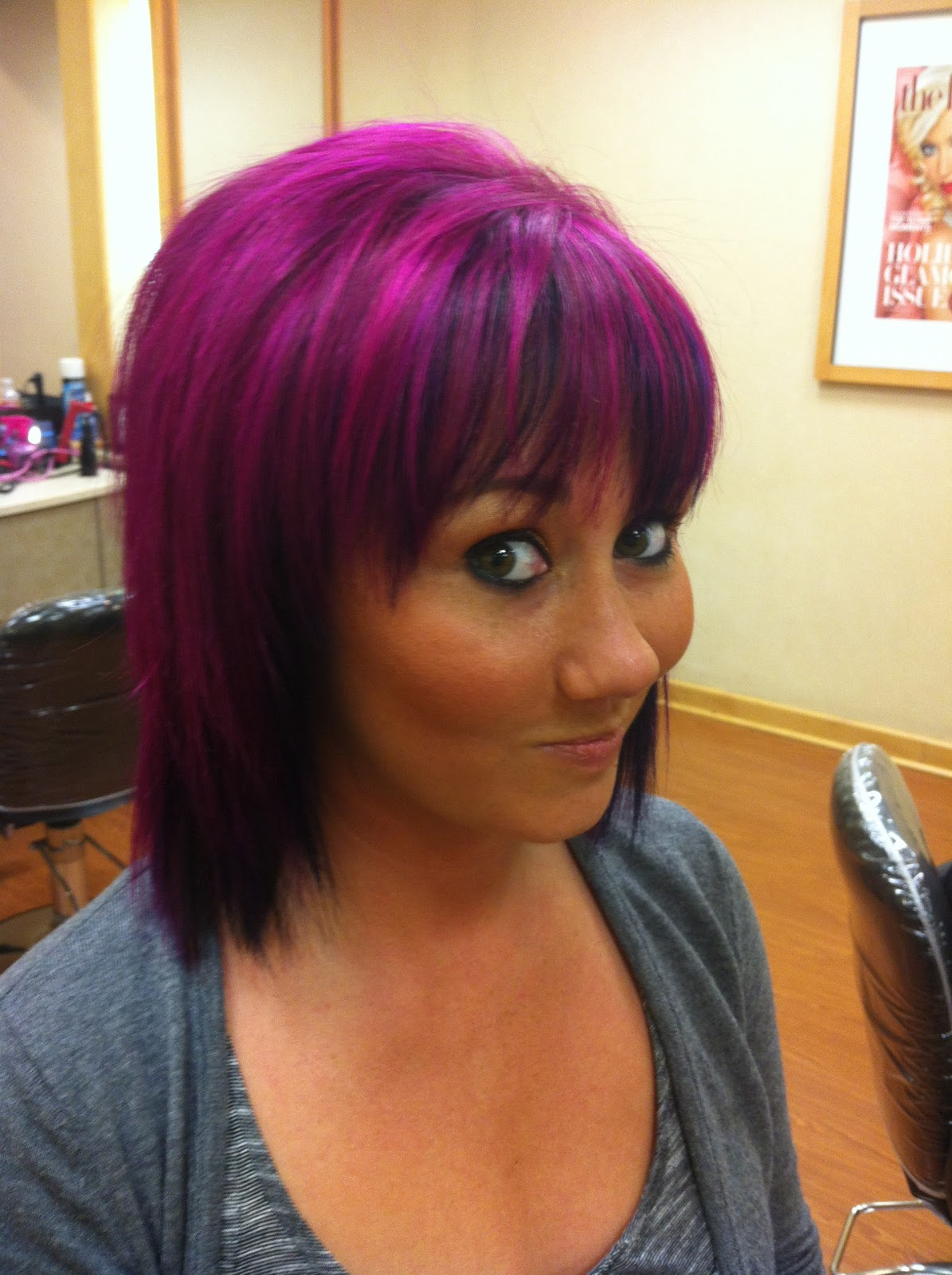 Omglitzy Pink And Purple Hair