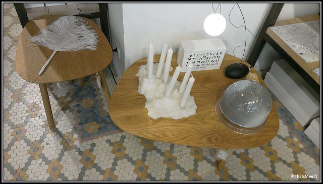 Heven concept store Bouogne Billancourt Est Parisien Home accessories Margiela