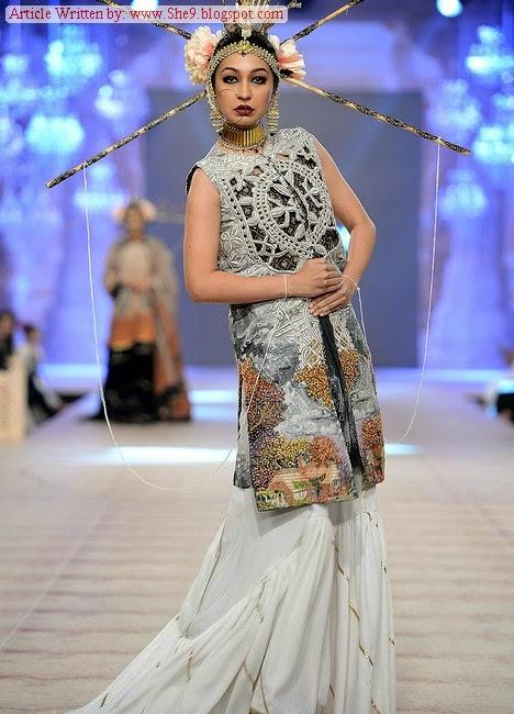 Fahad Hussayn Bridal Wear 2015