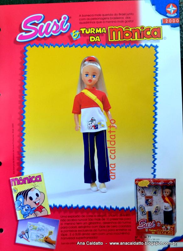 Catálogo 1998 Susi