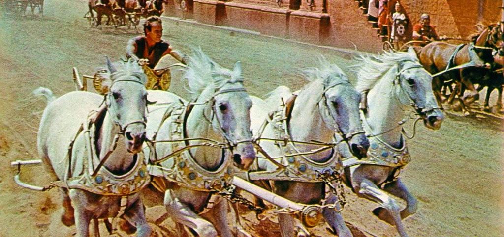 MGM e Paramount Pictures anunciam início das filmagens de Ben-Hur