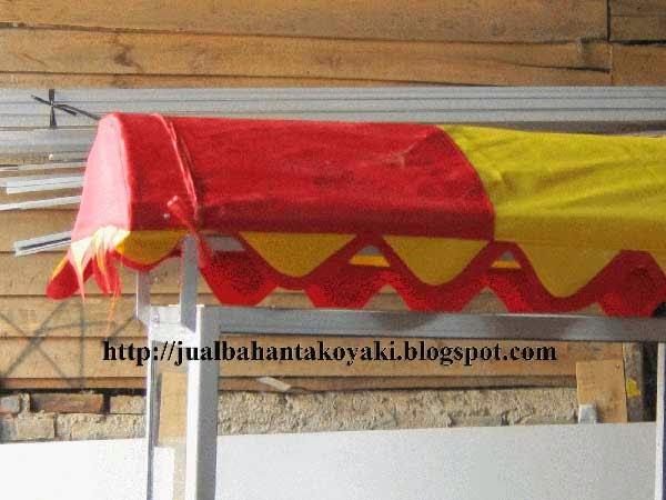 Booth Waralaba Takoyaki