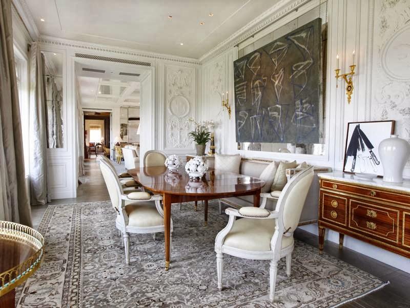 Luxury Life Design Lavish Ritz Carlton Residence In New