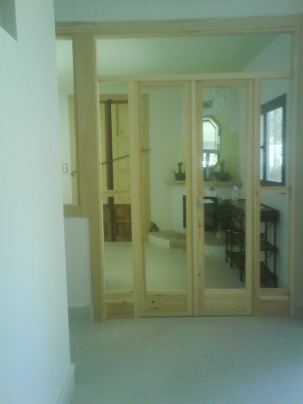 Carpinter a baena puertas de madera for Muebles baena