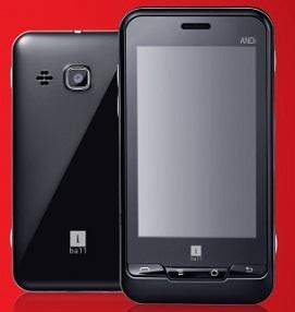 iBall Andi Android Dual SIM Mobile