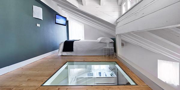 Hometrotter home style blog casa arredamento design for Registrare i piani di casa con soppalco