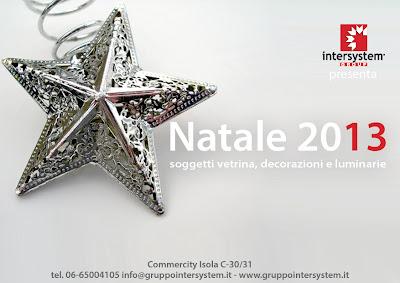 Intersystem arredamento negozi decorazioni natalizie - Decorazioni natalizie moderne ...