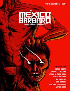 México bárbaro 2014