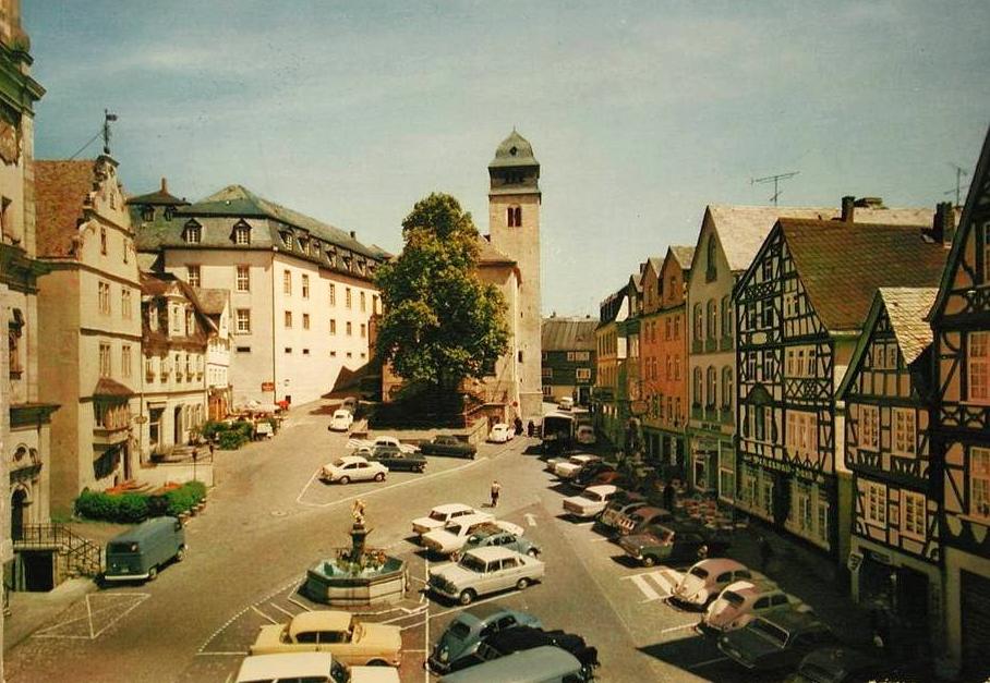 transpress nz cars in hachenburg germany 1960s