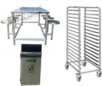 Hotel & Canteen Equipments