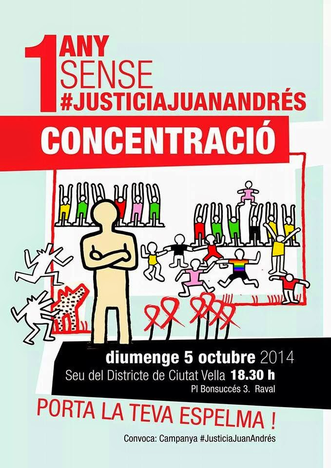1 Any sense #justiciajuanandres