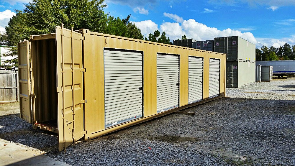 Buying a used or new shipping container for storage Guide to avoid