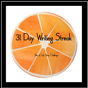 31 Day Writing Streak