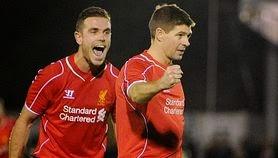 Video Gol AFC Wimbledon vs Liverpool 1-2