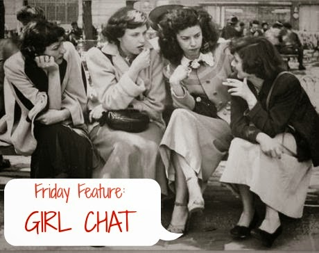 girl chat, Friday, Nicki Kinickie