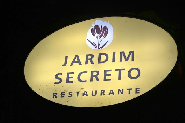 JARDIM SECRETO - RESTAURANTE DE PENEDO