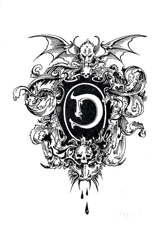 dracula family crest